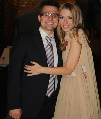 Андрей и Даниела организираха голям сватбен купон