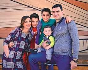 Владо Николов: Справедлив баща съм