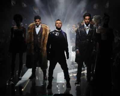 Frankie Morello достойно закри седмицата на мъжката мода в ...