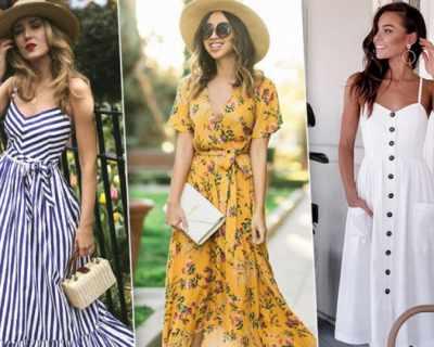 7 летни рокли, които да имаш в гардероба
