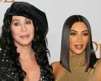 Шер е модното гуру на Ким Кардашян