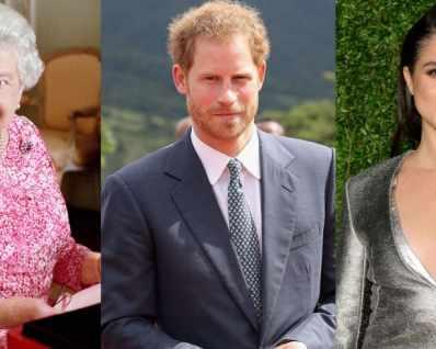 Английската кралица благослови връзката на принц ...