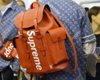 Supreme стана по-популярен от Dior