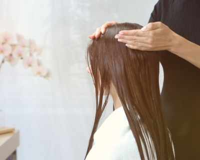 Природата създава аурата на косата ни