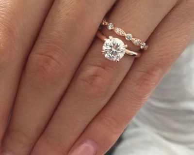 Най-популярният годежен пръстен в Pinterest