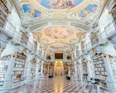 9 от най-красивите библиотеки по света