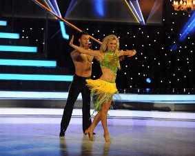 Стела и Наско с танц на седмицата