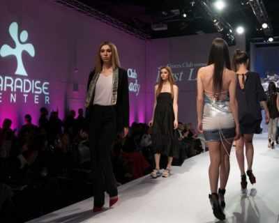 Пролетните модни събития стартират с Fashion night в Paradise ...