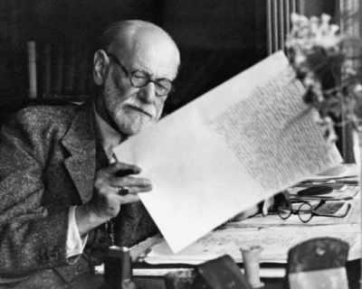 20 цитата от Фройд за избора ни в любовта и секса