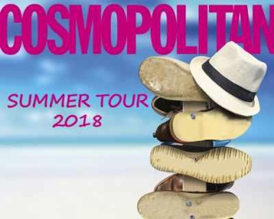 Хайде на море с Cosmo Summer Tour 2018!