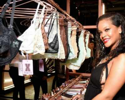 Риана превзема модния подиум в Ню Йорк