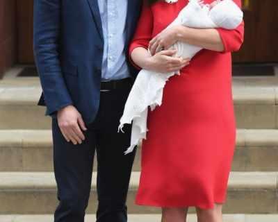 Принц Уилям и Кейт Мидълтън показаха публично ...