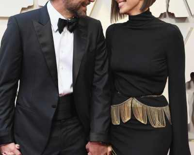 LOVE IS IN THE AIR: 10-те най-красиви двойки на наградите ...