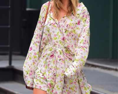 Тейлър Суифт прекарва ваканцията си в Ню Йорк