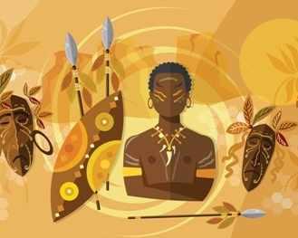 Древният хороскоп на африканското племе Гереро