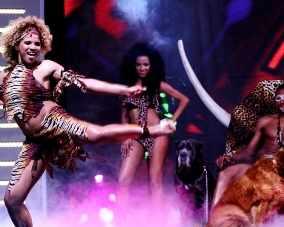 """Афро танц предизвика фурор на """"България търси талант"""""""