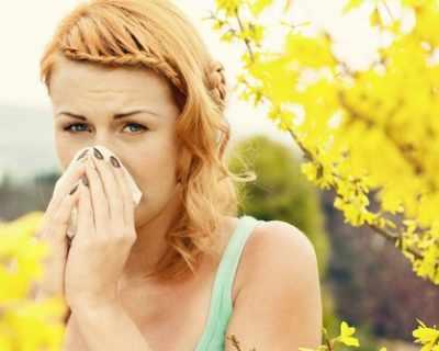 Съвети за справяне с пролетните алергии
