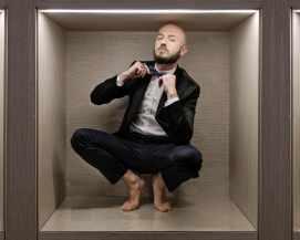 Иван Донев, който обира модните награди по света
