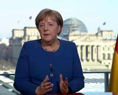 Меркел: Коронавирусът е най-голямото ...