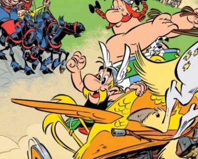 Астерикс и Обеликс се завръщат с нов комикс