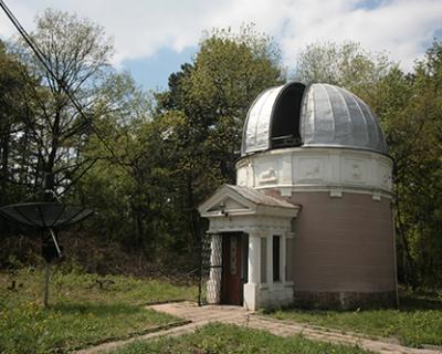 Астрономическата обсерватория на Софийския ...