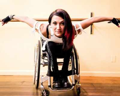 Да танцуваш хип-хоп в инвалидна количка!