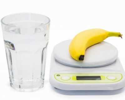 Съветите на д-р Мермерски: Да отслабнем с банани и вода!