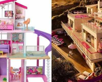 Къщата на Барби в реални размери