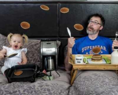 Защо бащите дават на децата повече нездравословна ...