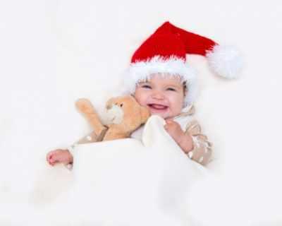 Идеи за първата Коледа на вашето дете