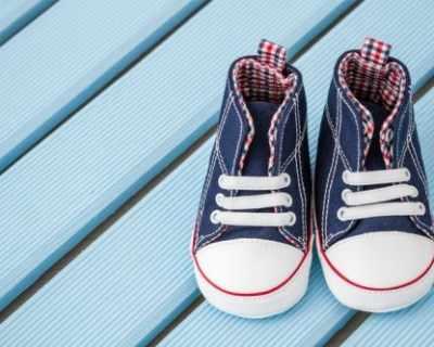 Първите обувки – кога и как да ги изберем?