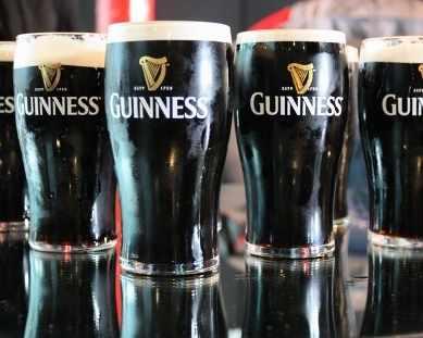 """Пивоварната """"Гинес"""" - най-популярната  атракция ..."""