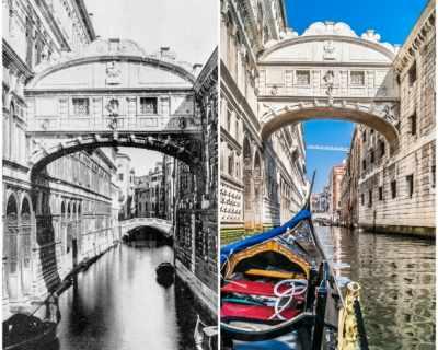ПРЕДИ И СЕГА: Романтиката на Венеция