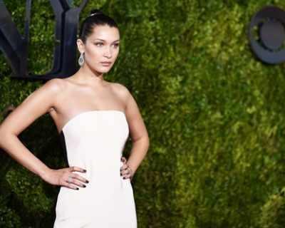 Бела Хадид е новото лице на Dior
