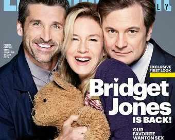 """Вижте за първи път любовния триъгълник в """"Бриджет Джоунс"""""""