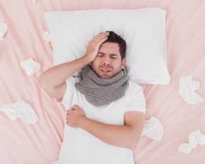 Защо мъжете карат по-тежко простудата?