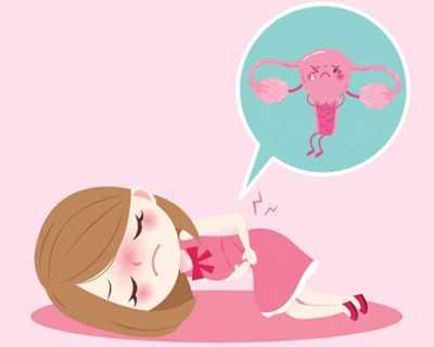 Болезнена менструация - как да се справите на всяка ...