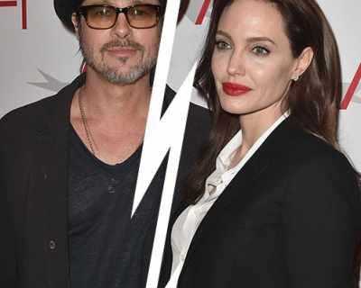 Анджелина Джоли и Брад Пит подписват развода до дни
