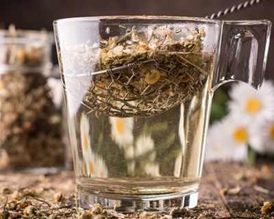 Срещу безсъние пийте чай от лайка, зелен чай и...