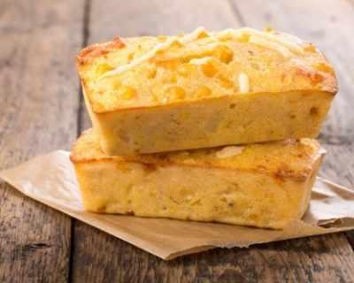 Хляб с царевично брашно