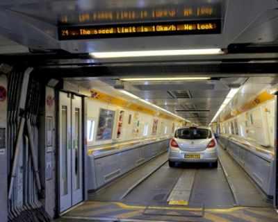 От Лондон до Амстердам с влак под Ла Манша за 3 часа и ...