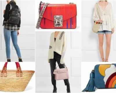 Кои са модерните чанти за пролет/лято 2017?