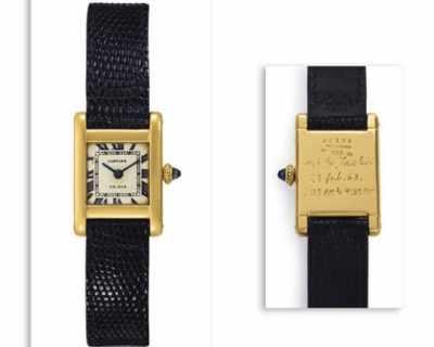 Ким Кардашиян се обзаведе с часовник на Джаки Кенеди