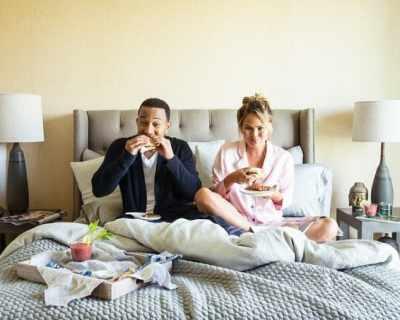Сандвич с майонеза преди сън? Наистина ли Криси Тейгън?