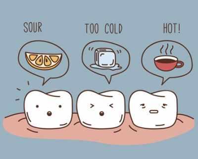 Чувствителни зъби - симптоми и лечение
