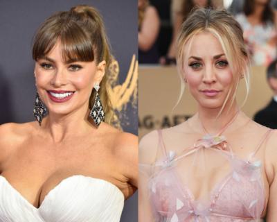 Най-високо платените телевизионни актриси за 2017 г.
