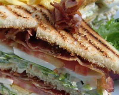 """Какво представлява """"клуб"""" сандвич"""