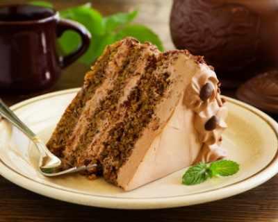 Лешникова торта без брашно