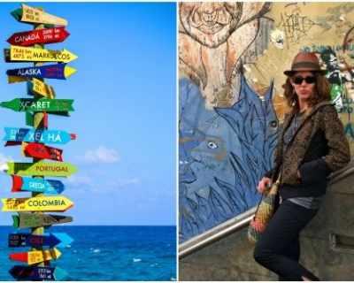 Пътуваш по света икономично: Историята на една жена