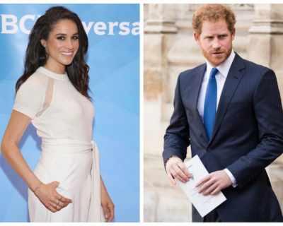 Принц Хари и Меган Маркл ще живеят заедно в двореца ...